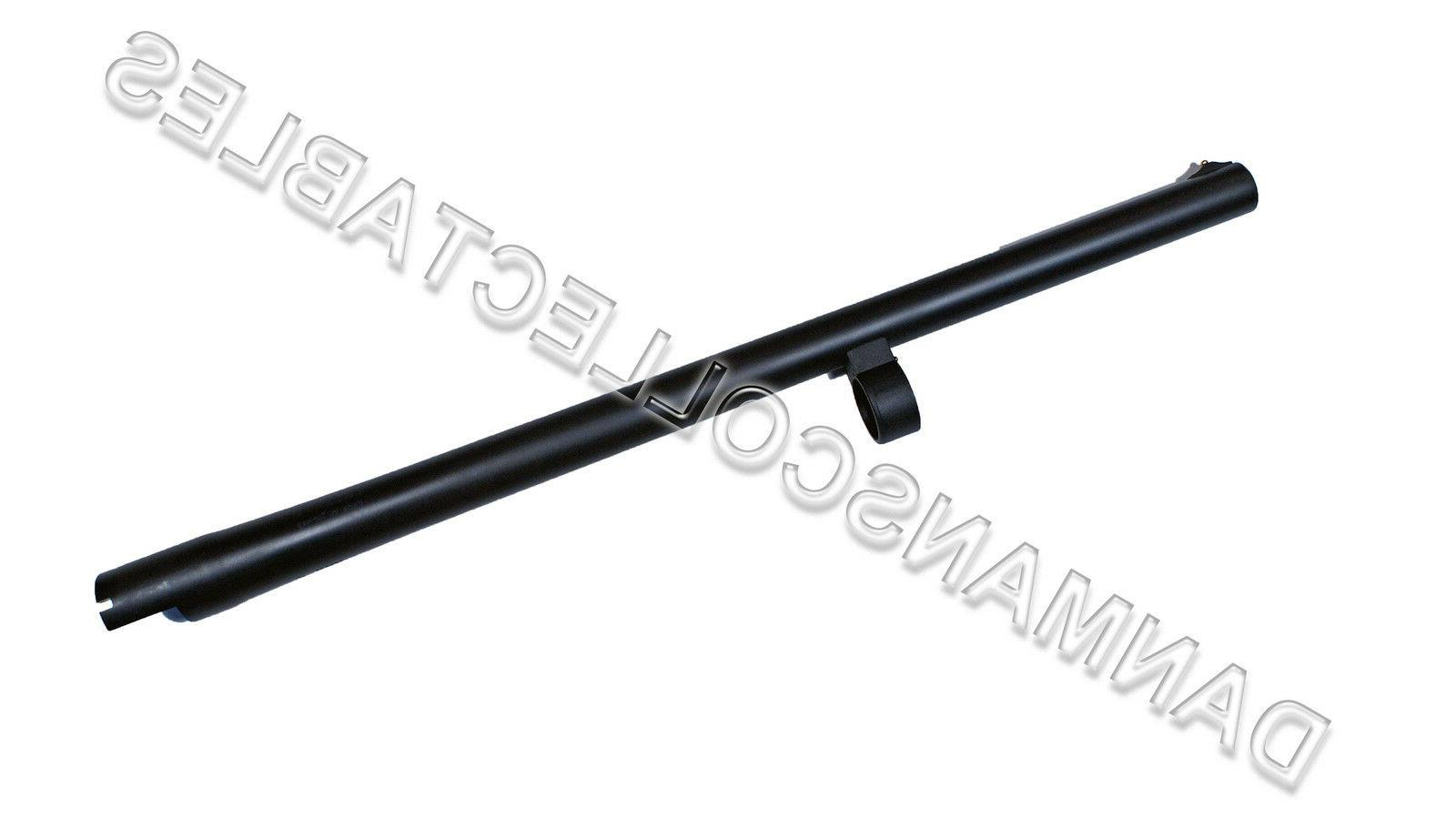 "REMINGTON 870 .12 18.5"" SUPER BARREL,CHROME REMOVABLE"