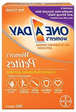 One A Day Women's Petite Multivitamins, 160 Count