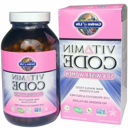 Garden of Life Vitamin Code Raw Whole Food Multivitamin for